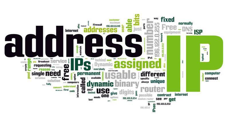 Vast IP adres op Raspberry
