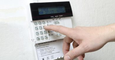 invullen Raspberry Pi als alarmsysteem