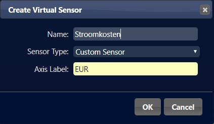 custom sensor Domoticz